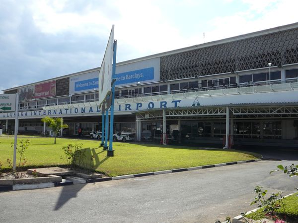 Hotels Near Lusaka International Airport