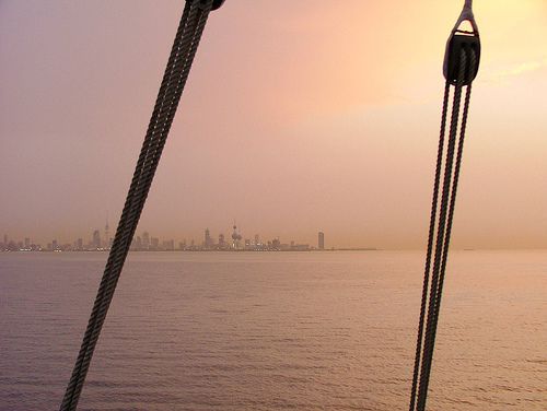 BuYousef's Kuwait Skyline Sunset
