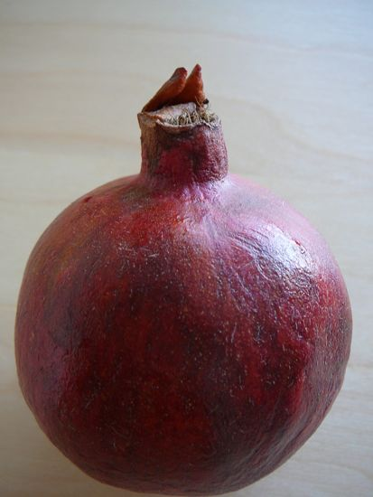 Pomegranate - Just look at that beautiful color!