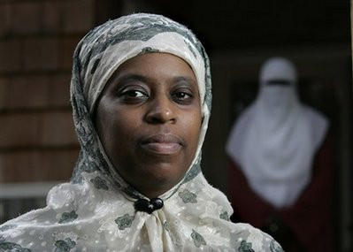 Muslim Headscarf Arrest