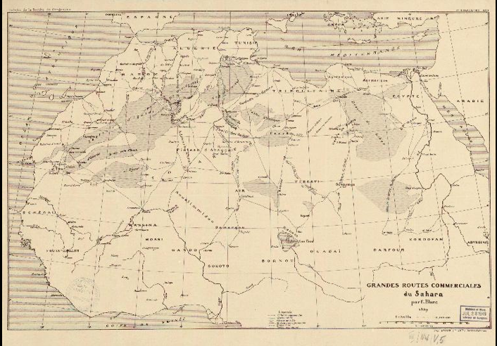 sahara-trading-routes
