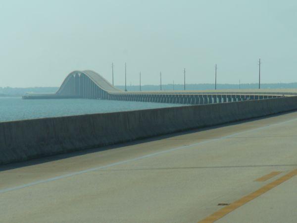 How Long Is The Bridge To Dauphin Island