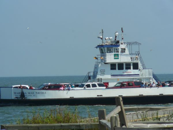 Ferry From Dauphin Island To Pensacola