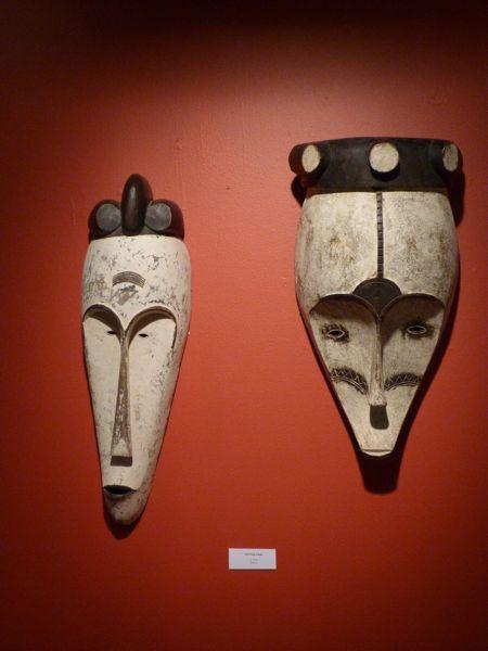 00African Masks