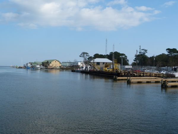 Dauphin Island Ferry From Gulf Shores