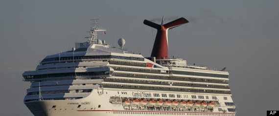 Disabled Cruise Ship Oversight