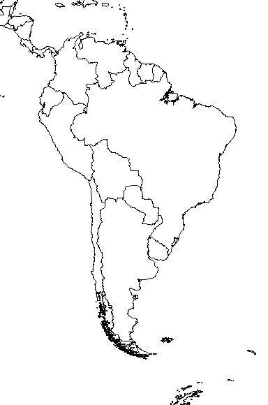 South America « Here There and Everywhere