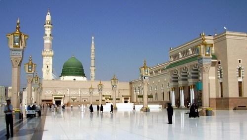 Al-Masjid-an-Nabawi