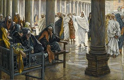 400px-Brooklyn_Museum_-_Woe_unto_You,_Scribes_and_Pharisees_(Malheur_à_vous,_scribes_et_pharisiens)_-_James_Tissot