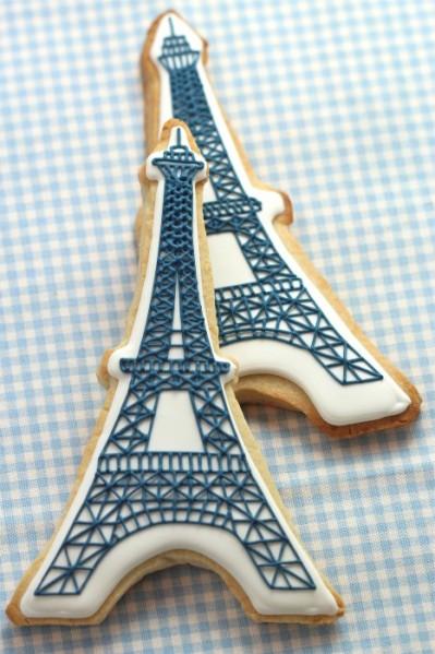 eiffel-tower-cookies