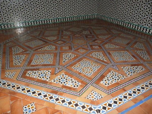 MozaicTiledFloorAlcazar