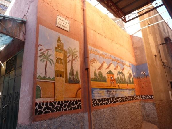 MarrakechMural
