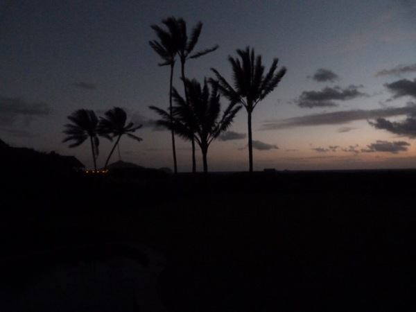 KailuaBeachSunset