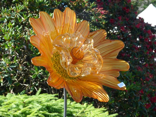 GlassSunflower