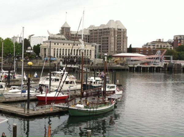 Grand Pacific fm Victoria Harbor