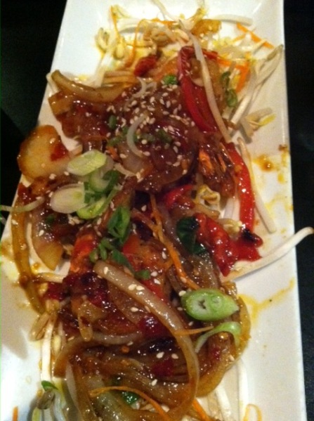 Spicy Shrimp Appetizer
