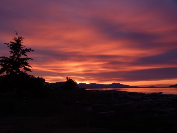 SunsetQualicum