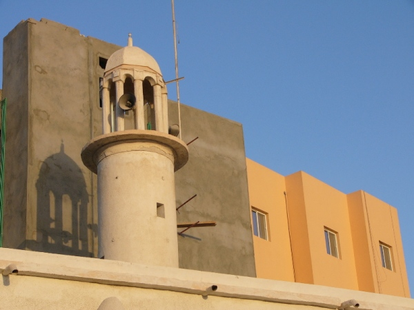 minaretatdusk