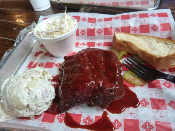 The Shed RibPlate