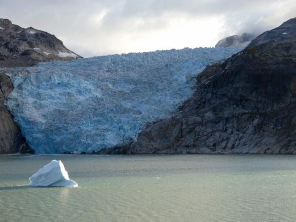 Glacier and Burg