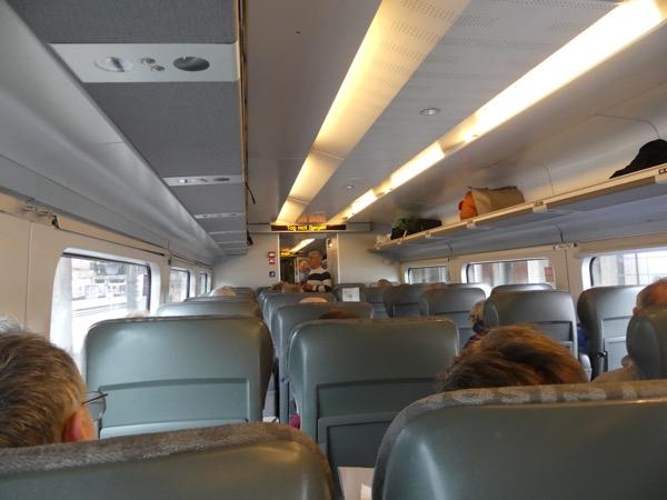 Train to Bergen