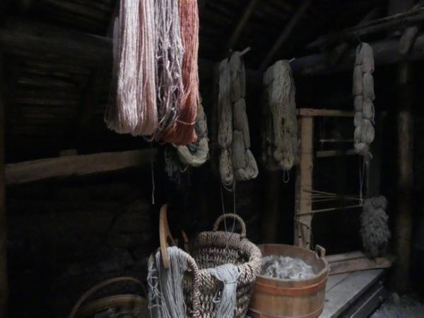 WoolPreparation