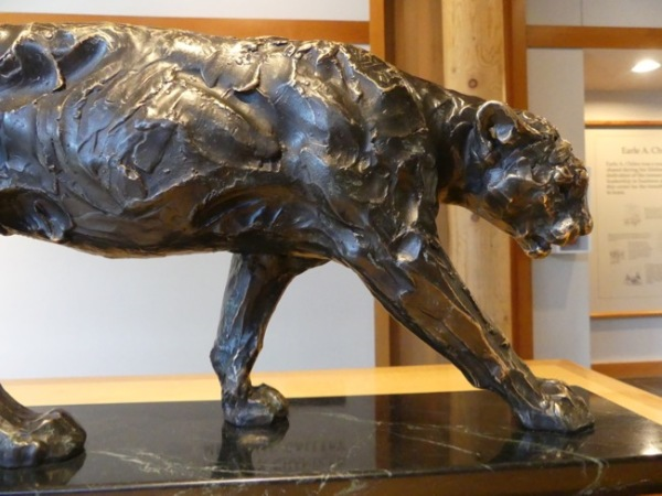 HDMCatSculpture
