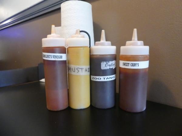 NP Sauces