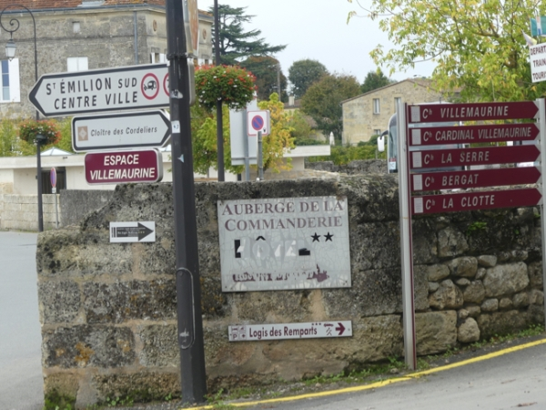 St. Emilion Vineyards