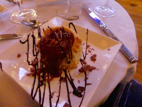ChocolateMoussePuffPastry